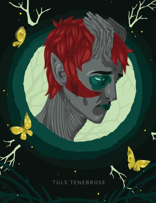 Poster – Tuls Tenebrose by Smirking Raven