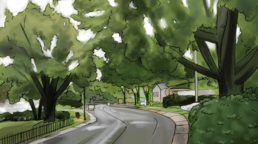 Landscape practice by Smirking Raven