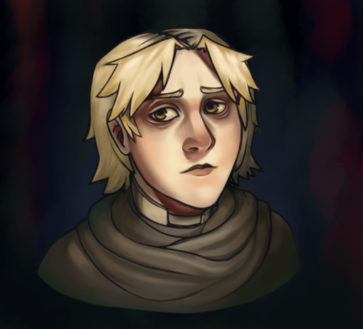 The Harrowing Cleric by Smirking Raven