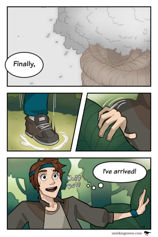 Fan-Hecking-Tastic Comic by Smirking Raven page 1