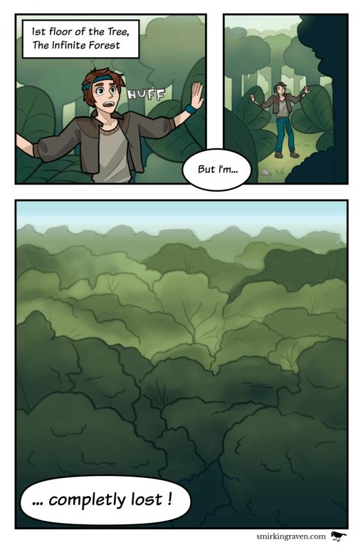 Fan-Hecking-Tastic Comic by Smirking Raven page 2