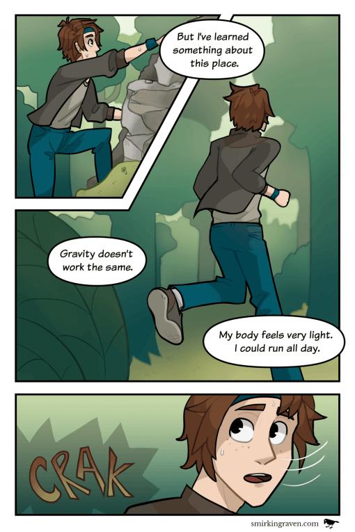 Fan-Hecking-Tastic Comic by Smirking Raven page 3