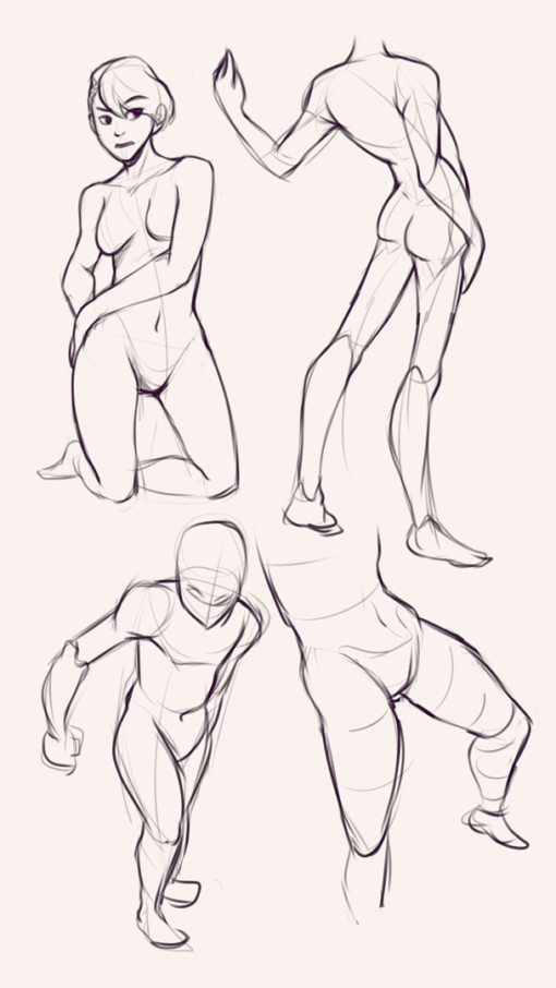 Drawing drills by Smirking Raven